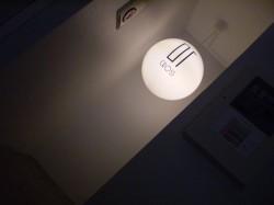 各階のデザイン照明