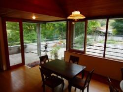 北鎌倉貸家の家具