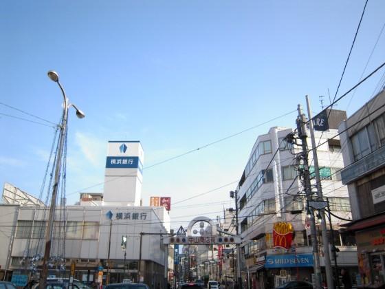 南口商店街